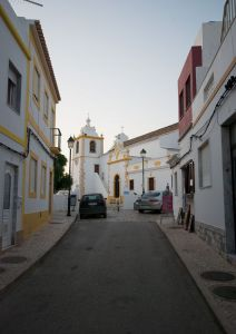 church lane alvor